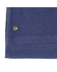Z Zegna | Blue Scarf for Men | Lyst
