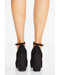 Jeffrey Campbell | Black Phair Heel | Lyst