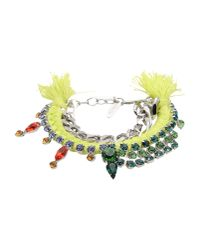 Joomi Lim | Green Bracelet | Lyst