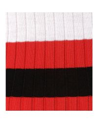 Emilio Pucci - Black Wool-blend Turtleneck Sweater - Lyst