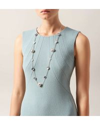 Hobbs | Metallic Katerina Necklace | Lyst