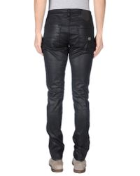 Tom Rebl - Black Casual Trouser for Men - Lyst