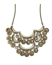 Jenny Bird | Metallic Maiden Wave Coin Bib | Lyst