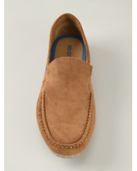 KENZO | Brown Angel Loafers for Men | Lyst