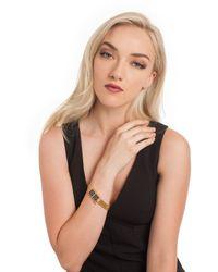 Trina Turk - Black Magnetic Bracelet - Lyst