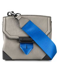Alexander Wang | Gray Marion Leather Shoulder Bag | Lyst