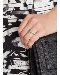 Maria Black - Metallic Hue Diamond Sterling Silver Ring - Lyst