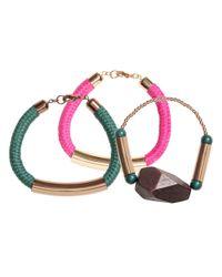 H&M | Multicolor 3-pack Bracelets | Lyst