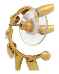 Erickson Beamon | Metallic Grapes Of Wrath Gold-plated Earrings | Lyst