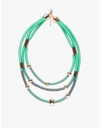 Need Supply Co. | Green Nairobi Necklace | Lyst