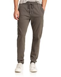 Joe's Jeans | Gray Combat Jogger Pants for Men | Lyst