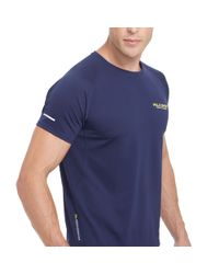 Pink Pony - Blue Micro-dot Jersey T-shirt for Men - Lyst