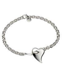 Shaun Leane - Metallic Hook My Heart Bracelet - Lyst