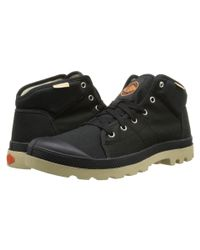 Palladium | Black Pampa Sport Tw for Men | Lyst