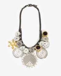 Eddie Borgo - Black Challenge Necklace - Lyst