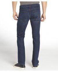 James Jeans - Princeton Blue Medium Wash Straight Leg Denim Jeans for Men - Lyst