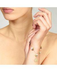 Astley Clarke - Green Mixed Gemstone Waterfall Bracelet - Lyst