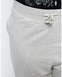 ASOS - Black Sweat Pant - Lyst