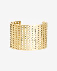 Kelly Wearstler | Metallic Idealist Cuff Gold | Lyst