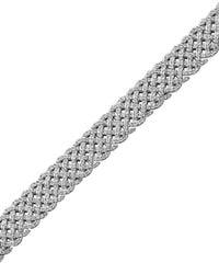 Swarovski - Metallic Diamanta Crystal Bracelet - Lyst