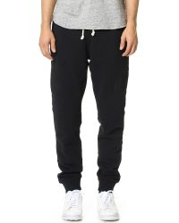 Scotch & Soda | Black Sweatpants for Men | Lyst