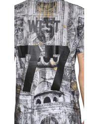 ELEVEN PARIS - Gray Hanye T-Shirt for Men - Lyst