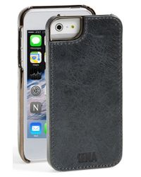 Sena - Blue 'Heritage' Iphone 5 & 5S Case for Men - Lyst