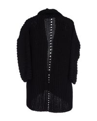 Cristina Gavioli Collection - Black Cardigan - Lyst