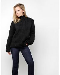 Wool And The Gang | Black Wes Sweater | Lyst