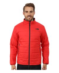 The North Face | Red Bombay Jacket for Men | Lyst