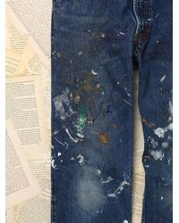Free People - Blue Womens Vintage Levi'S Jeans - Lyst