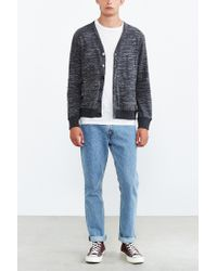 BDG | Gray Lightweight Cardigan for Men | Lyst