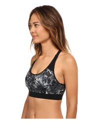 Hurley | Black Dri-fit™ Sports Bra | Lyst