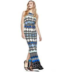 Kendra Scott - Blue Neva Long Tassel Necklace Turquoise - Lyst