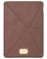 Michael Kors | Pink Michael Electronics Tablet Origami Case | Lyst