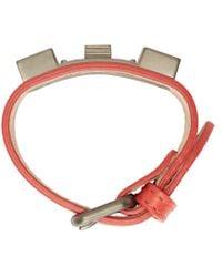 Proenza Schouler - Red Ssense Exclusive Paprika Ps11 Small Bracelet - Lyst