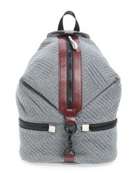 Rebecca Minkoff | Gray 'julian' Sport Backpack | Lyst