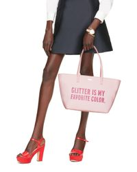 Kate Spade | Pink All That Glitters Small Harmony | Lyst