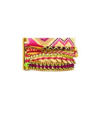 Hipanema - Yellow Bracelet - Lyst