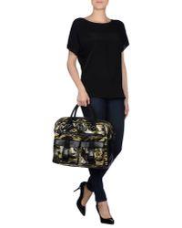 Class Roberto Cavalli | Green Handbag | Lyst