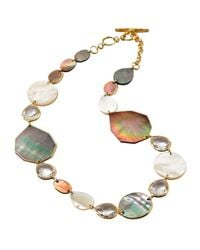 Ippolita | Multicolor Ondine Multi-station Necklace | Lyst
