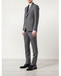 Paul Smith - Gray Formal Suit for Men - Lyst