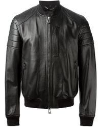 Belstaff - Black 'Stockdale' Jacket for Men - Lyst