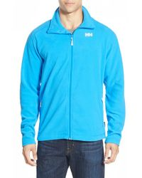 Helly Hansen | Blue 'daybreaker' Fleece Jacket for Men | Lyst