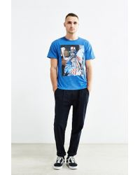 Urban Outfitters | Blue Apollo Creed Tee for Men | Lyst