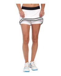Adidas | White Climachill® Skort | Lyst