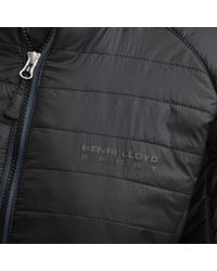 Henri Lloyd | Black Celsius Jacket Women's | Lyst
