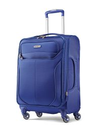 Samsonite | Blue Lift Two 21 Inch Carry-on Mt Spinner Suitcase | Lyst