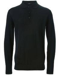 BOSS - Black 'daris' Polo Shirt for Men - Lyst