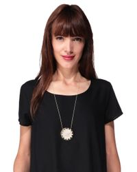 House of Harlow 1960 | Yellow Necklace / Longcollar | Lyst